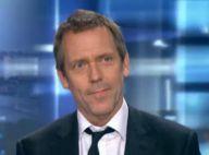 """Hugh Laurie, en promo française : """"Je suis mort de trouille !"""""""