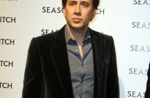 Pour le mariage express de son fils Weston, Nicolas Cage était là !