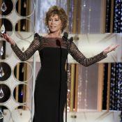 Jane Fonda : Cancer du sein, lifting, la mort... elle dit tout !