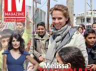 """Mélissa Theuriau : """"Porter le nom de Debbouze ne facilite rien"""" !"""