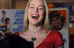 Sharon Stone et Laura Dern : Mortes de rire pour rendre un hommage timbré !
