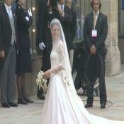 Mariage de William et Kate : Et la mariée apparut...
