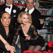 Christie Brinkley irradie de sa beauté la 6000e représentation de Chicago !