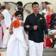 Lorenzo Lamas, 53 ans, a épousé Shawna Craig, 23 ans, en cinquième noce, à Cabo San Lucas, au Mexique, le 30 avril 2011.