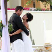 Lorenzo Lamas s'est marié pour la cinquième fois au côté de sa fille enceinte...