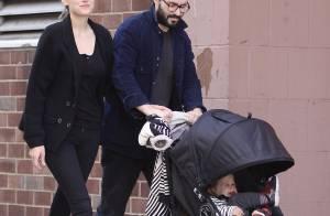 Leelee Sobieski avec son homme et sa fille : un tableau idyllique !