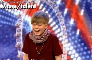 Ronan Parke : Ce garçon de 12 ans a scotché le jury de Britain's Got Talent !