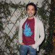Kamel Ouali à la soirée organisée par la boutique Escada, le 2 mai 2011, à Paris.