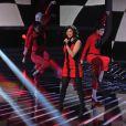 Maryvette Lair reprend Call me de Blondie dans X Factor le 3 mai 2011 sur M6