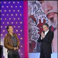 Michel Drucker anime le Vivement dimanche spécial Florent Pagny (diffusé le dimanche 8 mai, et enregistré à Paris  le mardi 3 mai).