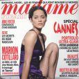 Marion Cotillard en couverture de Madame Figaro du 7 mai 2011