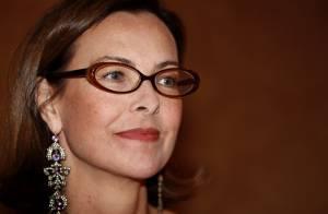 Carole Bouquet rend hommage à Bertrand Tavernier !