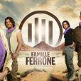 Stella FERRONE, son mari et ses deux fils ont remporté la finale de Familles d'explorateurs.