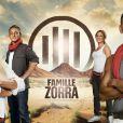 La famille ZORRA n'a obtenu que 35% des voix contre les FERRONE pour la finale de Familles d'explorateurs.