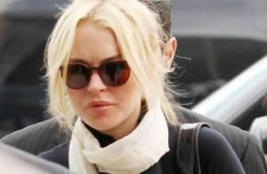 Lindsay Lohan : sa peine à 4 mois de prison est confirmée !