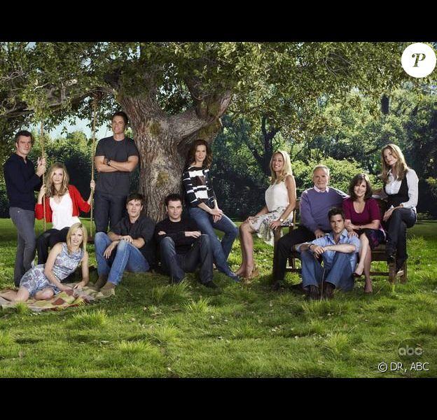 Il n'y aura hélas pas de saison 6 pour la série Brothers & Sisters.