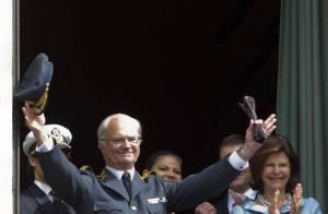 Le roi Carl Gustaf et ses photos classées X, la reine Silvia et son papa nazi...