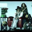 Steven Tyler et Nicole Scherzinger dans le clip de (It) Feels So Good