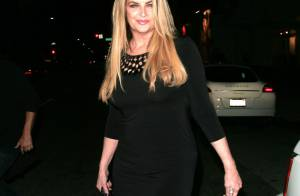 Dancing With The Stars : Kirstie Alley embrasse avec passion un ex-candidat !