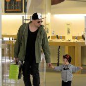 Joel Madden : Tellement fier de son petit bonhomme !