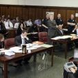 DSK en audience au tribunal sous le regard de sa femme et sa fille, il attend sa libération conditionnelle le 19 mai 2011