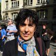 Les féministes montent au créneau et dénoncent le sexisme, Audrey Pulvar, Eva Joly, Clémentine Autain, Fabienne Egal et 5000 personnes dimanche 22 mai 2011 à Paris.