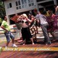 Loana qui danse dans les Anges de la télé réalité, Miami Dreams du vendredi 27 mai 2011 sur NRJ 12.