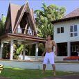 Brandon dans les Anges de la télé réalité, Miami Dreams du vendredi 27 mai 2011 sur NRJ 12.