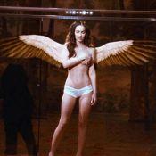 Megan Fox : Un ange qui se dévoile dans le plus simple appareil...
