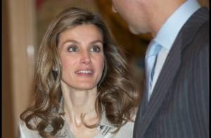 Letizia d'Espagne : Coup de foudre quotidien pour son Felipe...
