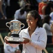 Roland Garros : Li Na remporte la finale dames et entre dans les annales !