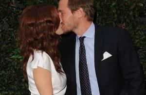 Drew Barrymore : Un bisou très officiel à son nouvel amoureux !
