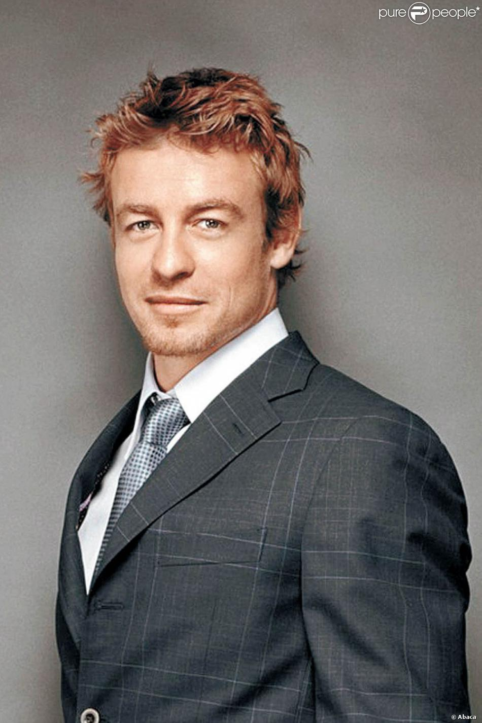 Simon Baker (The Menta...