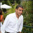 Ramzi Khiroun lors de la finale du tournoi de Roland-Garros, le 5 juin 2011.