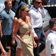 En look de ville au Grand Prix de Monaco en mai 2011, Charlene Wittstock fait l'unanimité !