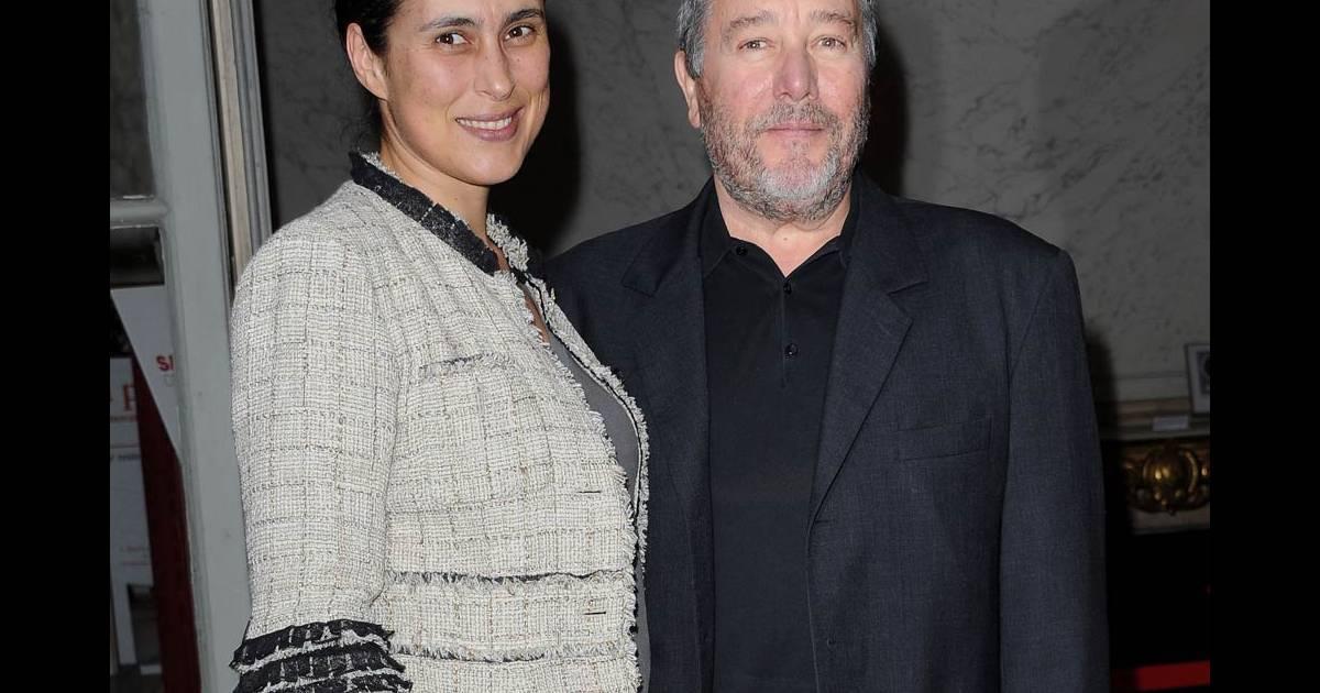 Philippe Starck Et Son 233 Pouse Lors Du D 238 Ner Organis 233 Par