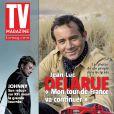 Jean-Luc Delarue en couverture de  TV Mag , en kiosques vendredi 10 juin 2011.