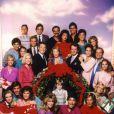 Même à Noël les ennuis continuent dans le soap-opera culte Santa Barbara des années 80 !