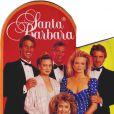 La famille Capwell au complet dans le soap opéra culte Santa Barbara !