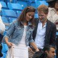 Pippa Middleton ne quitte plus son ex-petit-amie, George Percy. Londres le 9 juin 2011