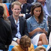 Pippa Middleton poursuit son marathon des tournois de sport, avec son ex
