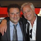 Laurent Boyer et Pierre Sled, toujours aussi inséparables