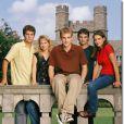 Michelle Williams et ses copains dans Dawson