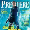La couverture du magazine Première du mois de juin 2011
