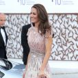 Kate Middleton superbe dans sa robe Jenny Packham le 9 juin 2011