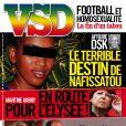 Couverture du magazine VSD, en kiosques jeudi 16 juin 2011