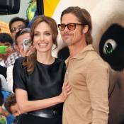 Angelina Jolie, Brad Pitt et leurs enfants font le show à Malte