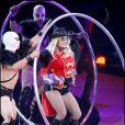 Comeback réussi pour Britney avec le  Circus Starring : Birtney Spears Tour  en 2009.