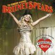 L'affiche du  Circus Starring : Britney Spears Tour  en 2009.