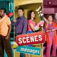 Scènes de ménages  séduit toujours plus de téléspectateurs, tous les soirs sur M6.
